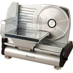 CE North America PS77711 Deli Meat Slicer