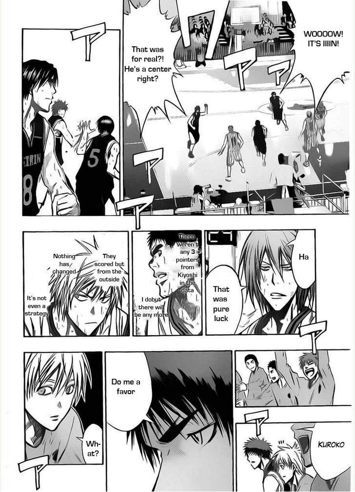 Kuroko no Basket Manga Chapter 152 - Image 10