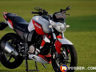 Modifikasi Motor Yamaha Byson Terbaru dan Lengkap
