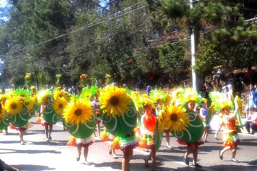 Panagbenga Flower Festival 2015 - Street Dance picture 1