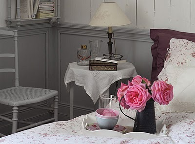 Country style chic july 2013 - Maison romantique shabby style ...
