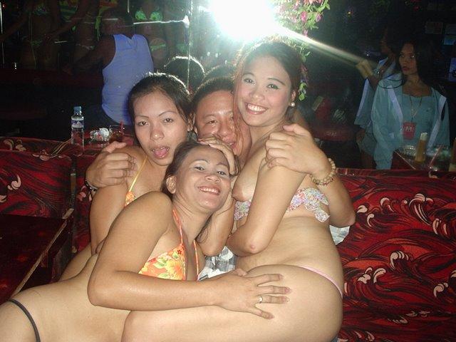 フィリピンのバー罰金
