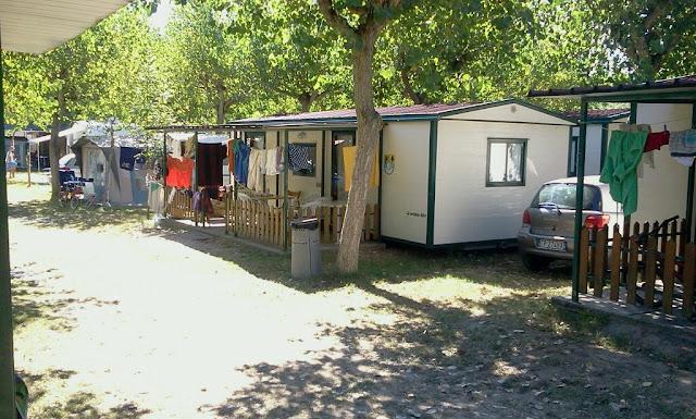 Camping Classe, Viale Catone, Lido di Dante RA, Italy