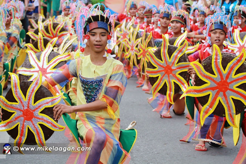 Street Dancing at the Sugbuan Festival