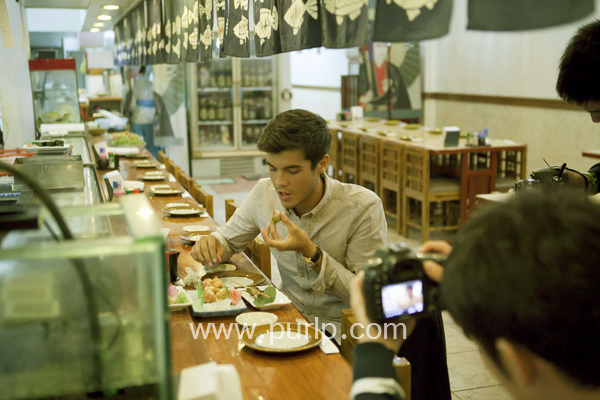 Make it Makati – Food Crawl with Erwan Heussaff – Video
