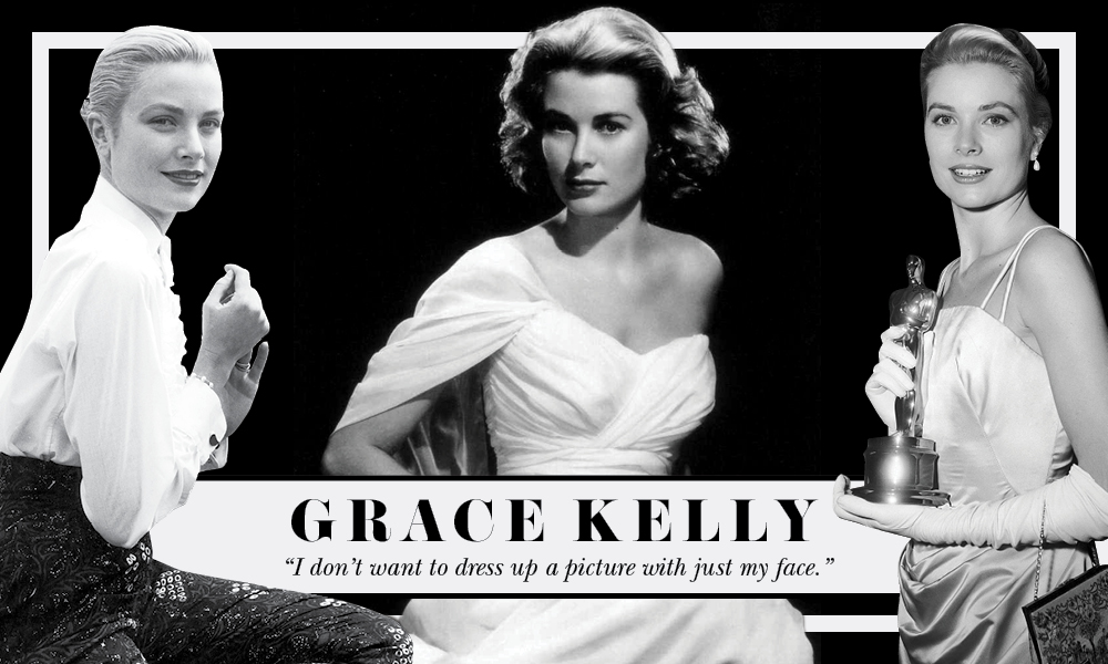 Grace Kelly, Nicole Kidman and the Exhibit Police