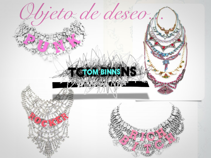 Collares Tom Binns