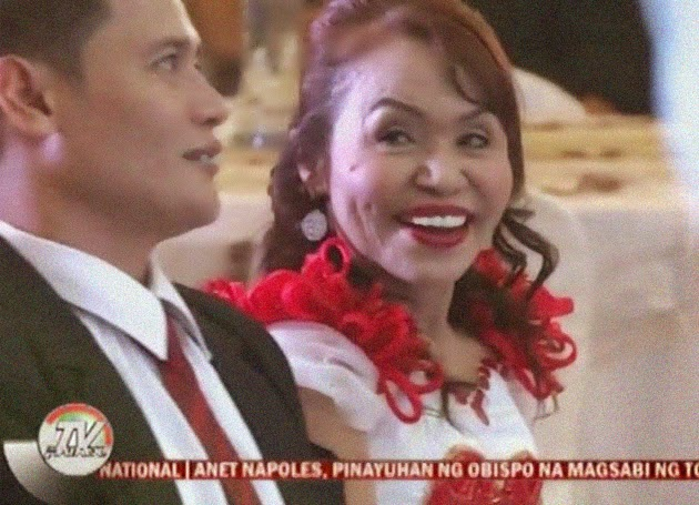 Mommy Dionisia Pacquiao 65th Bithday Photo