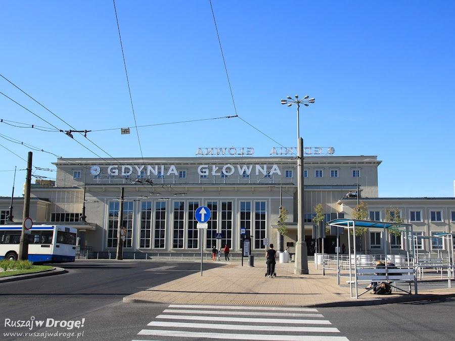 Dworzec Główny PKP w Gdyni