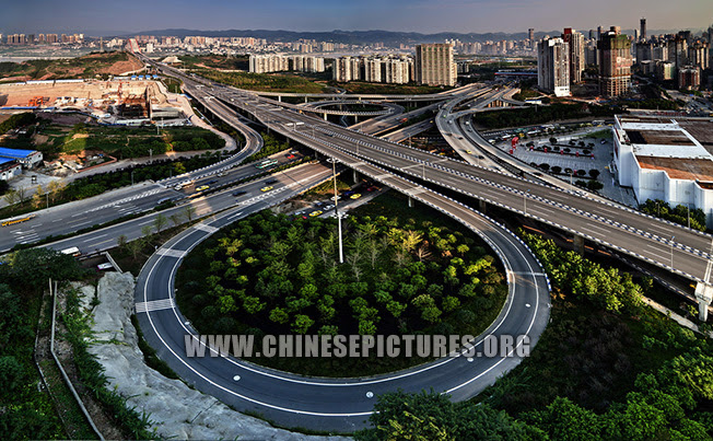 Chongqing City Photo - Overpass