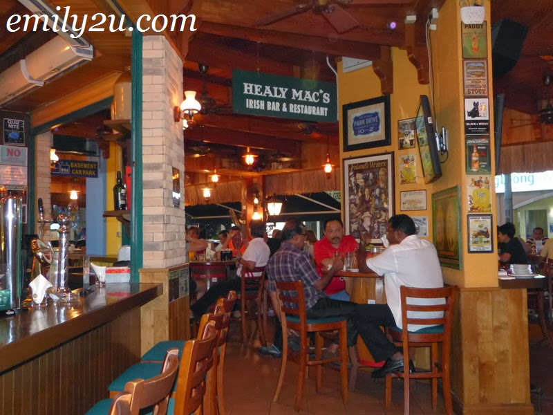 Healy Mac's Irish Bar