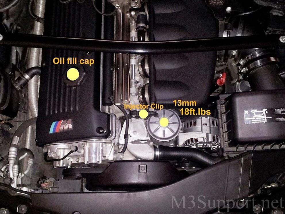Oil Change DIY e46 M3   BMW e46 ///M3 Support