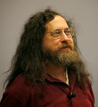 """Richard Stallman: """"Es horrible la imposición de tabletas en las escuelas"""""""