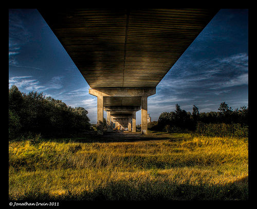 Jonathan Irwin Photography: A19 Flyover