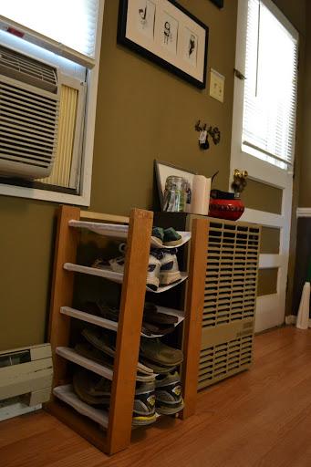 Shoe Shelf Don Made Me