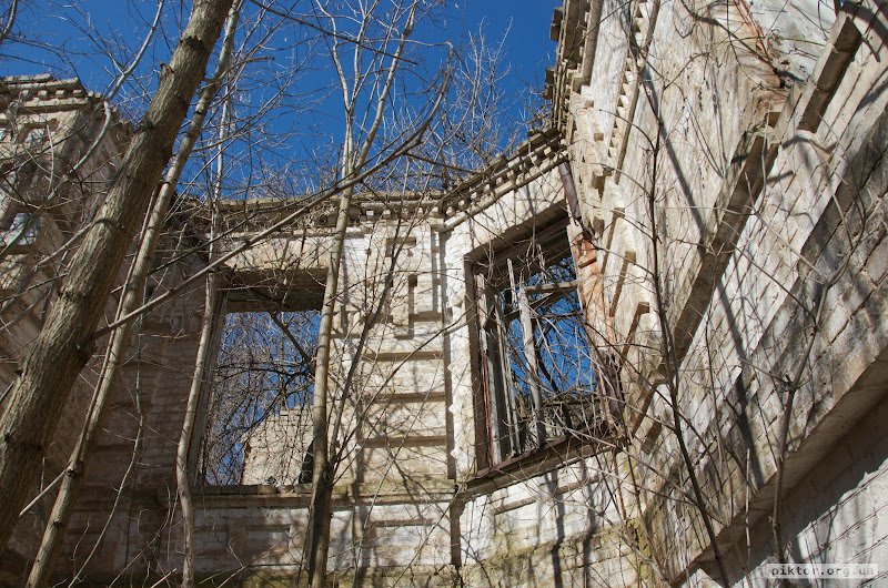 Bukryn ruins