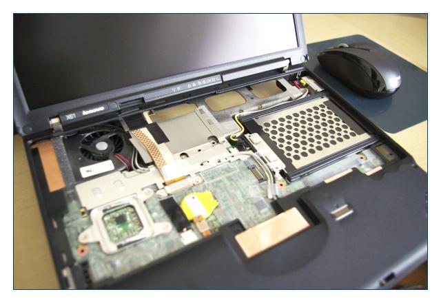 Lenovo X61s hardware maintenance manual