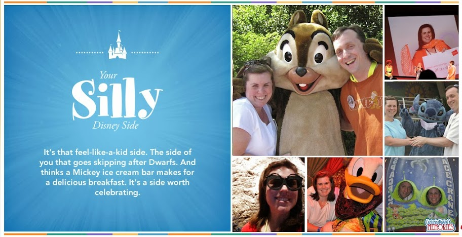 Capturing Magical Memories - Silly Disney Side