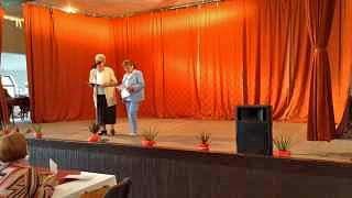 Bozsoki Ferencné köszöntő - Kistérségi Nyugdíjas Találkozó Jákó