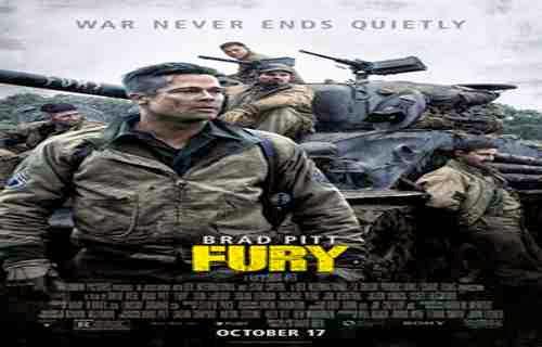 مشاهدة فيلم Fury مترجم اون لاين بجودة WEB-DL