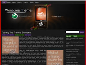 Wave Wordpress Theme