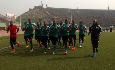 Patrick Okon: Impressed With The Eaglets.