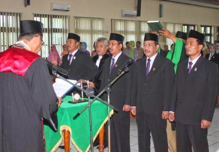 Berita terkait PAW di DPRD Kabupaten Ngawi