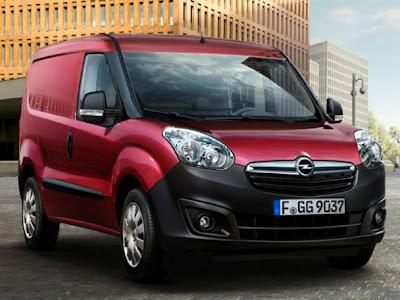 Opel Combo 1.4 Turbo CNG (gaz ziemny, metan)