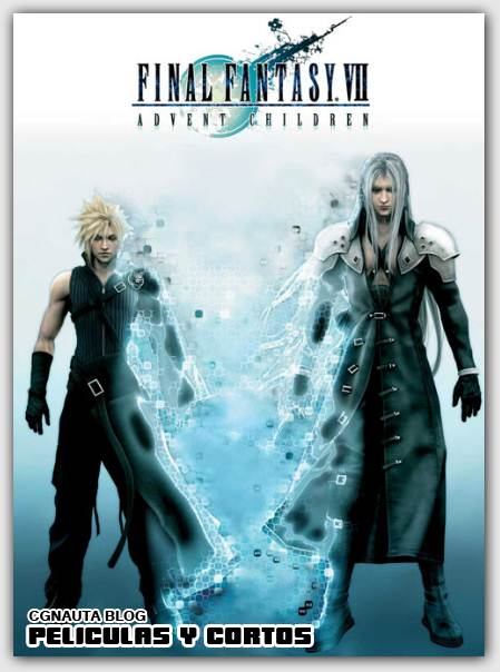 final fantasy vii advent children 2005 review y