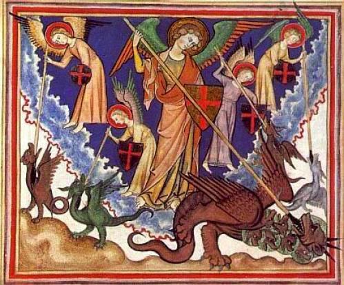 Decrees On Archangel Michael Day