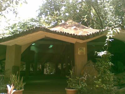 A pavillion
