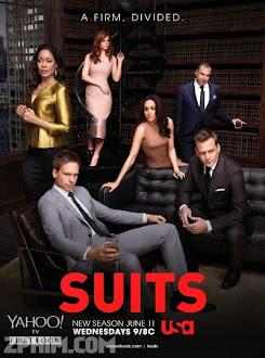 Luật Sư Tay Chơi 4 - Suits Season 4 (2014) Poster
