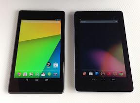Nexus7 2013 & 2012