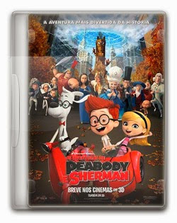 As Aventuras de Peabody e Sherman BDRip AVI Dual Áudio + RMVB Dublado