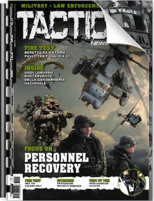 Tactical News Magazine Maggio 2012