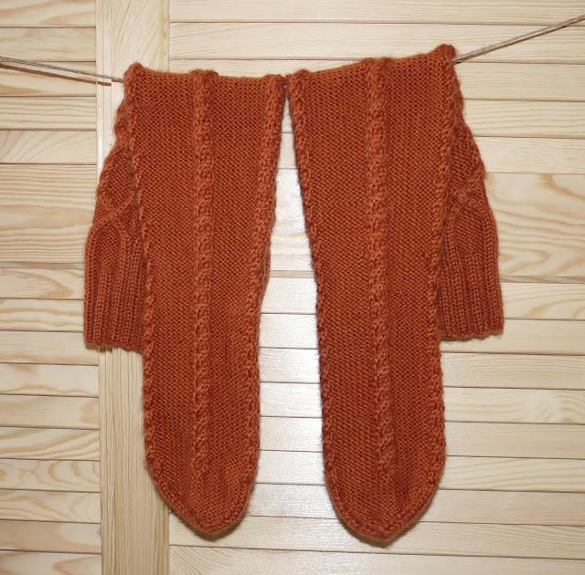 Provocare tricotat nr. 1 - Şosete, botoşei, jambiere. - Pagina 4 P1260772