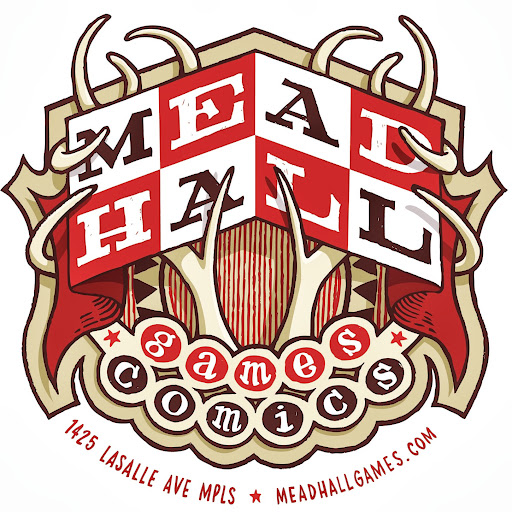 <b>Mead Hall</b> Games shared this