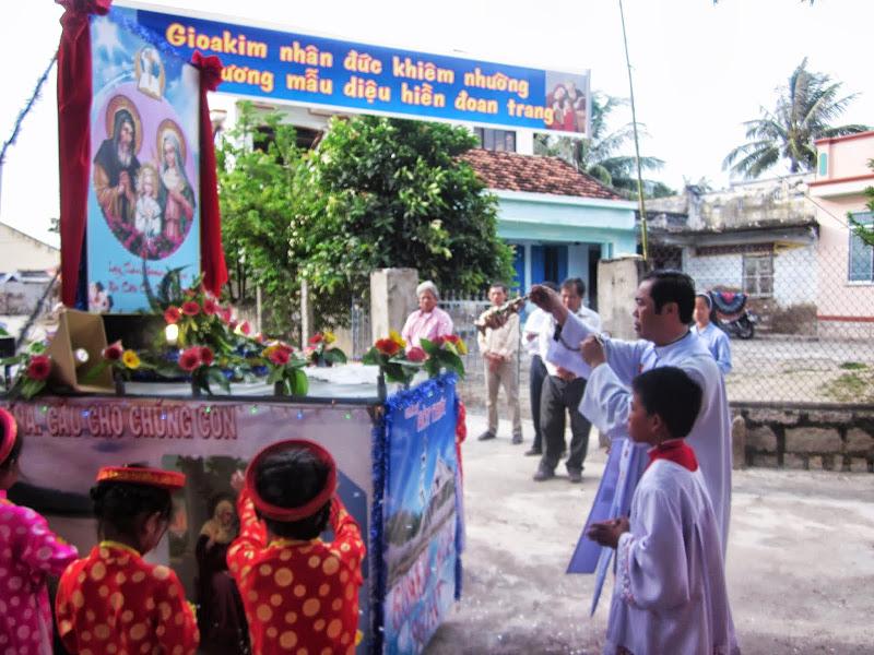 Lễ Thánh Gioakim & Anna Bổn Mạng Giáo Xứ Hòn Thiên