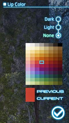 FFXIV Lip Color