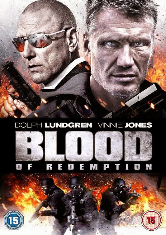 Poster Of English Movie Blood of Redemption (2013) Free Download Full New Hollywood Movie Watch Online At Alldownloads4u.Com