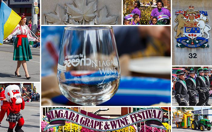 Ниагарский Фестиваль Вина в Городе Св. Катаринс