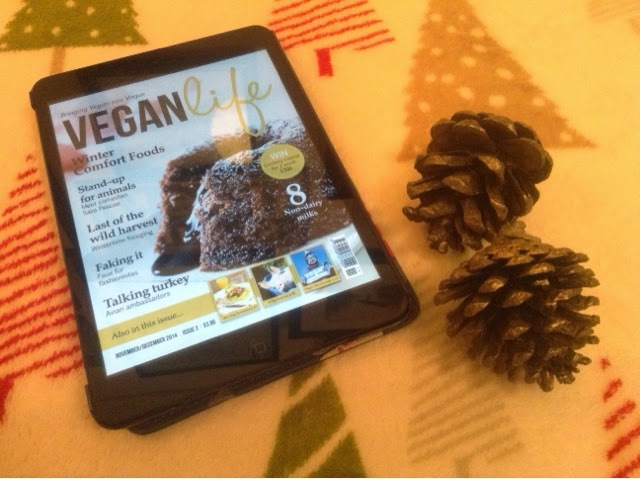 Vegan Life magazine subscription