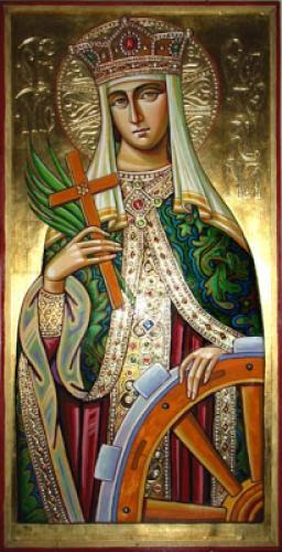 Was Saint Katherine Really Hypatia Of Alexandria