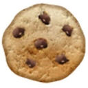 M's cookie
