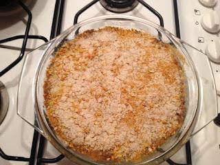 tortino di lenticchie