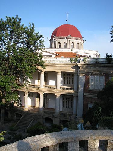 Gulang Yu Bagua Mansion