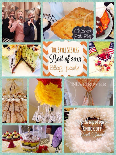 Chicken pot pie, old book page tablescape, diy country wedding, ice cream cake, berry trifle, no sew chair makeover, music paper Christmas tree, beauty and the beast party