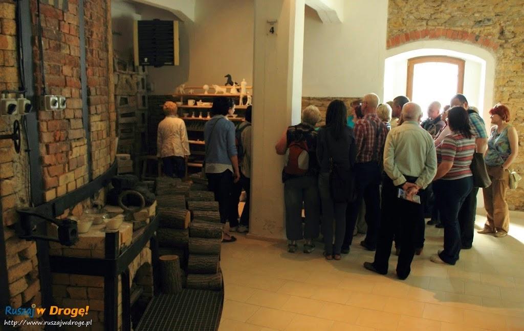 AS Ćmielów - żywe muzeum porcelany