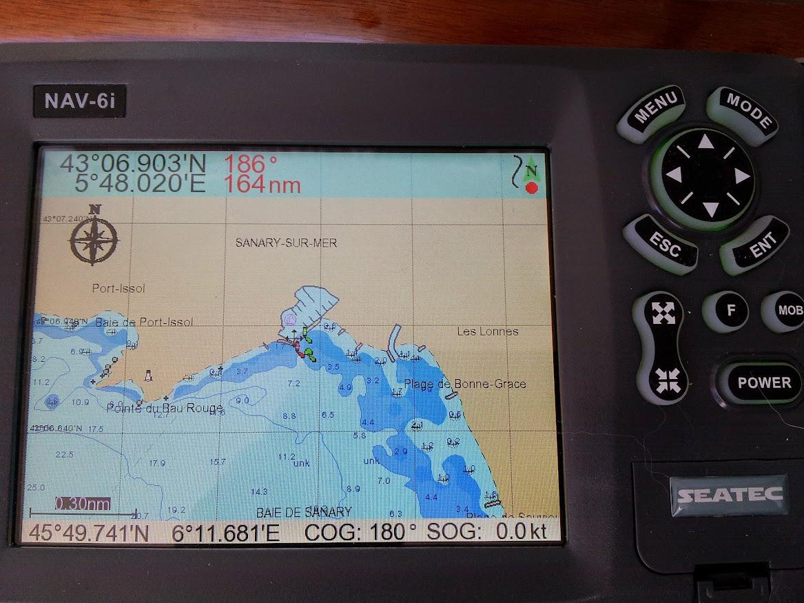 traceur gps kp99 Onwa-Marine