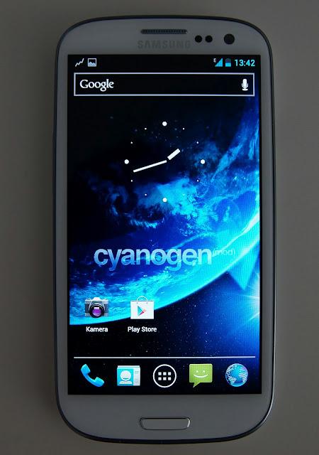 CM9 SGS 3: CyanogenMod 9 Nightlies für Samsung Galaxy S3 erschienen 2